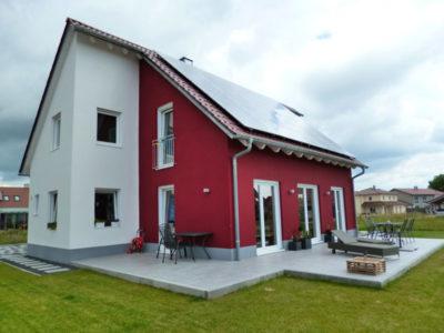 Einfamilienhäuser Hafnerbau