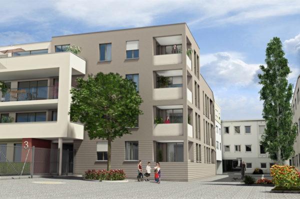 Wohnungsbau Schwalbeneck